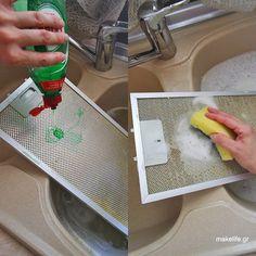 Καθάρισμα απορροφητήρα: αυτός είναι ο ευκολότερος τρόπος Free To Use Images, Tips & Tricks, Happy Mothers Day, Clean House, Holiday Parties, Plastic Cutting Board, Helpful Hints, Diy And Crafts, Life Hacks