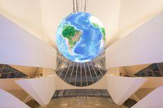 Projeto de Santiago Calatrava, Museu do Amanhã é inaugurado no Rio de Janeiro,© Thales Leite
