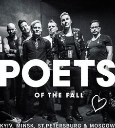 The Fall Band, Poets Of The Fall, Music Is Life, Thankful, My Love, Couples, Instagram Posts, Movie Posters, Hearts