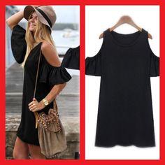 Summery Beach Mini Dress/T Shirt