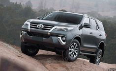 2016 Toyota New Fortuner Launch India