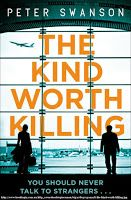"I got lost in books: Review: ""The Kind Worth Killing"" by Peter Swanson"