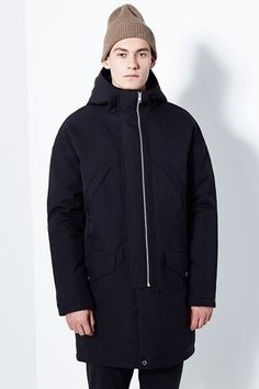Eli is an oversized parka and one of our warmest winter jackets. It has a waterproof herringbone fabric and vital seams such as hood, neck, shoulders Herringbone Fabric, Parka, Rain Jacket, Windbreaker, Raincoat, Winter Jackets, Shopping, Black, Fashion