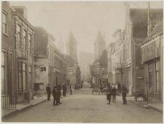 Amersfoort: De Kamperbinnenpoort (rond 1895)