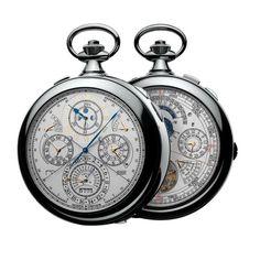 La montre la plus compliquée de l'histoire