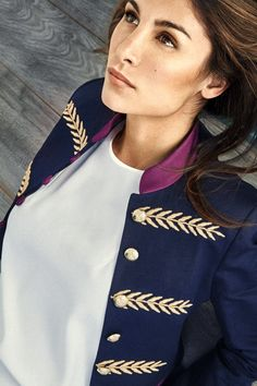 military jacket women by THE EXTREME COLLECTION www.theextremecollection.com