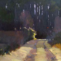 rickstevensart Adele Earnshaw | One Mile to Go