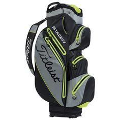 409d4dc61155 Titleist StaDry Waterproof Cart Bag Golf Accessories