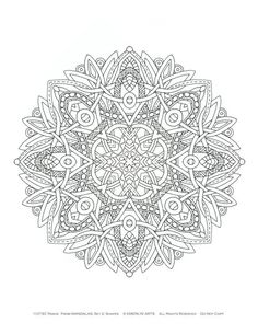 Mandala coloring pages 29 free printable coloring pages hayden - Mandala pour adulte ...