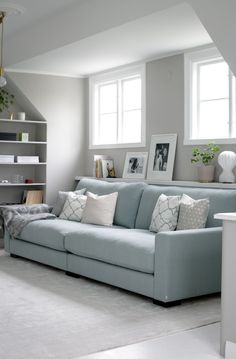 Living room with style by House of Philia. Walls painted with Nordsjö Ambiance XTRA MATT – wR1 7.6 w1 200 wY1 29 wZ1 41.6
