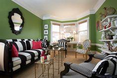 A D O R E the color scheme!!! Weaver Design Group... SF Apartment