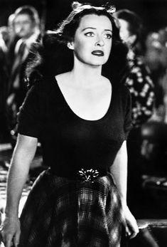 Bette Davis, great actress
