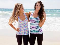 Brand NEW Tone It Up Apparel Line!