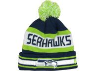 Seattle Seahawks NFL Jake Knit... I so need this hat!