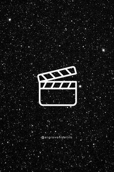 Instagram Frame, Instagram Logo, Instagram Story Ideas, Instagram Feed, Black And White Aesthetic, Blue Aesthetic, Dark Wallpaper, Tumblr Wallpaper, Story Highlights