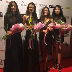 TJ Bhanu Madhulika Sharma Namrata Sheth Irene Augustine are our final four winners. Congrats girls #GraziaCoverGirlHunt2017 @reliancetrends @PondsIndia @ALDO_Shoes @BiguineIndia @HRCIndia   via GRAZIA INDIA MAGAZINE OFFICIAL INSTAGRAM - Fashion Campaigns  Haute Couture  Advertising  Editorial Photography  Magazine Cover Designs  Supermodels  Runway Models