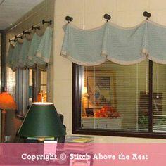 20 best Claudine Valance images on Pinterest | Curtain holder ...