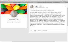Informazione importante: dal nostro profilo di Google Plus