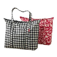 Reisenthel Packable Travel Tote from TravelSmith