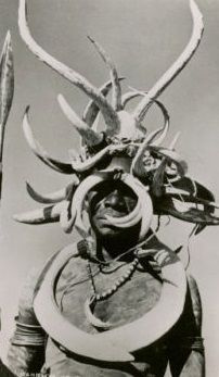 Kenya Native Mask