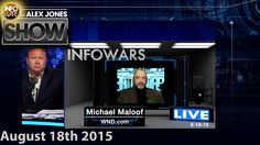 Alex Jones Show - How ISIS Is Controlled and Run by the White House - 08...