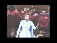 "Kathleen Battle, Jessye Norman: ""Swing Low, Sweet Chariot / Ride Up in the…"