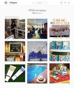 A partir del 1 de julio... ¡Vuelven los #100pharmadays! ¿Nos vemos en #Instagram? Contamos contigo ;-) #consejosdefarmacia #retoInstagram