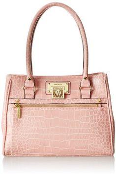 Anne Klein Alligator Alley Satchel MD Top Handle Bag,Soft Pink,One Size Anne Klein http://www.amazon.com/dp/B00IJ102TG/ref=cm_sw_r_pi_dp_Ks4Rtb13ZE4TDY5H