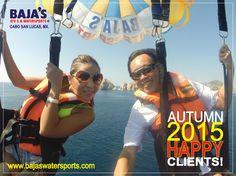 Disfruta Deporttes Acúaticos en #LosCabos, Disfruta con #Bajaswatersports! Enjoy #Watersports in LosCabos, Enjoy with Bajaswatersports! #CaboSanLucas #Parasailing #Waverunners #Snorkeling #GlassBottomBoat www.bajaswatersports.com T. (624) 1443688 y 1434599