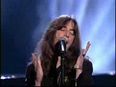 Patti Smith - Because the night Music Lyrics, Music Songs, My Music, Music Videos, Rock N Roll Music, Rock And Roll, Beautiful Songs, Love Songs, Dance Sing