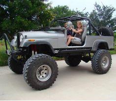 CJ-Great 8 Jeep Cj6, Jeep Pickup, Jeep Truck, 1997 Jeep Wrangler, Jeep Wrangler Unlimited, Beach Jeep, Jeep Scrambler, Badass Jeep, Jeep Mods