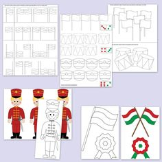 Multicultural Activities, Activities For Kids, Diy And Crafts, Crafts For Kids, Popsicle Crafts, School Information, Christmas Coloring Pages, Spring Crafts, Christmas Colors