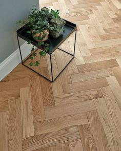 To see all of our incredible Parquet, Herringbone & Chevron Engineered Wood Flooring, Click the link to our website. Natural Oak Flooring, Oak Parquet Flooring, Hallway Flooring, Engineered Wood Floors, Living Room Flooring, Wooden Flooring, Kitchen Flooring, Hardwood Floors, Flooring Ideas