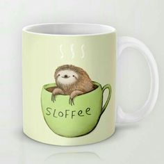Sloth mug - Sloffee