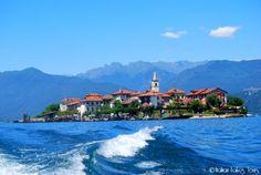 #lagomaggiore #isola #isoladeipescatori #travel http://www.italianlakestours.com/alla-scoperta-dellisola-superiore-o-dei-pescatori/