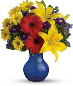Telefloras Summer Daydream Bouquet