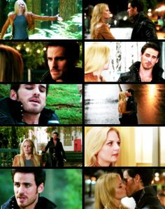 "Emma and Hook - 4x03 ""Rocky Road"""