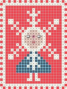 Free Gera! pattern