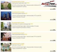 Reiseangebote Flug und Hotel ab Memmingen nach Berlin
