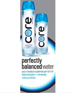 988ac03788 #perfectlybalanced #water your body's optimal pH of 7.4 #electrolytes