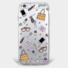 Custom Phone Case Patches Girls