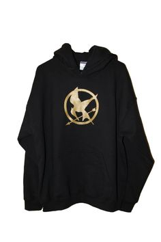 Mockingjay hoodie - $26 DON'T knock it, until you read the books!! love!!