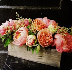 Top 17 Rustic Peony Centerpieces – Cheap & Unique Design For Wedding Party Day - DIY Craft (7)