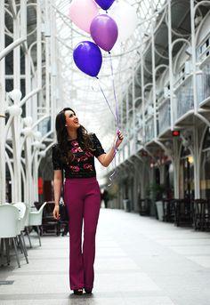 LOOK DO DIA – A COR DO ANO | http://www.baguncadecloset.com/look-dia-love-fashion-blogs/