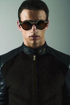 Sergio Carvajal by Mario Moralex for Fashionisto Exclusive