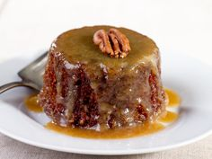 Sticky Toffee Pudding | $25. Sticky toffee pudding is the perfect comfort food, warm and gooey, yet light and delicate. Available at: manykitchens.com