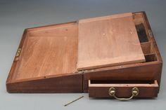 antique writing boxes | English Antique Writing Box