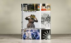 """The world of Charles and Ray Eames and their influence in design and lifestyle.: Catherine Ince, """"The World of Charles and Ray Eames"""", Thames and Hudson, 2015 Charles Eames, Dieter Rams, Architecture Magazines, Art And Architecture, Best Art Books, Eames Furniture, Furniture Design, Identity, Barbican"""