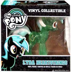 Funko My Little Pony Vinyl Figure Lyra Heartstrings [Translucent Variant] My Little Pony Vinyl Collectible Figure