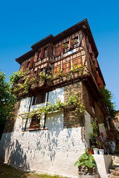 Ottoman style house Safranbolu, Turkey